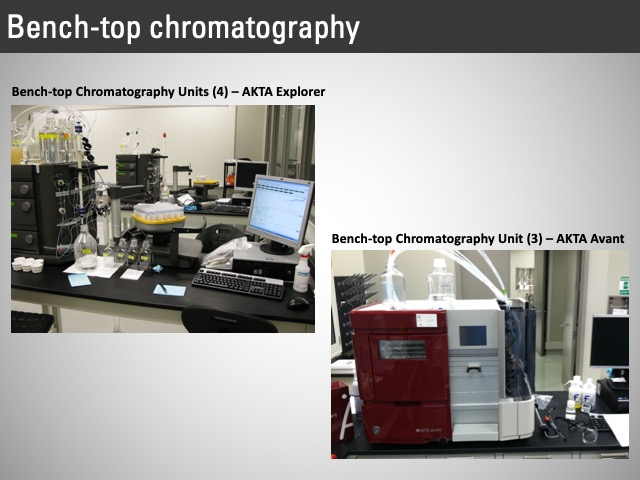 bench-top chromatography