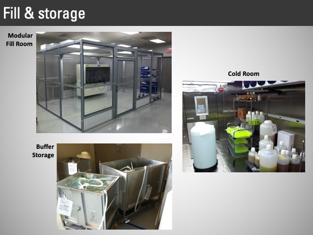 fill and storage