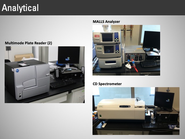 analytical plate reader, analyzer, spectrometer
